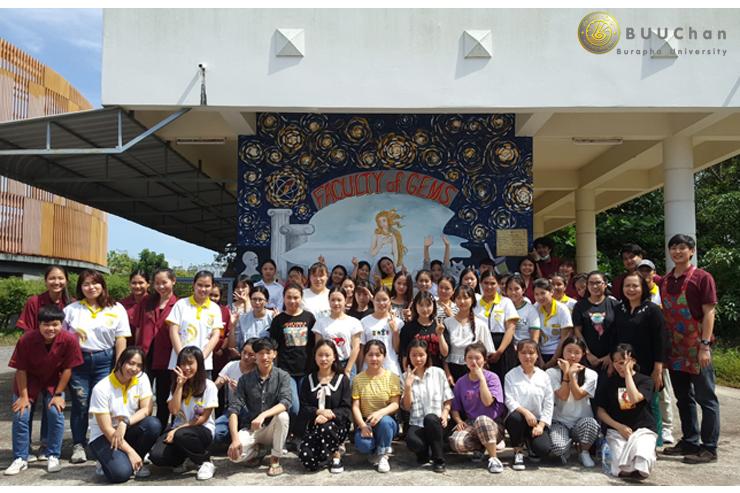 โครงการแลกเปลี่ยนภาษาและวัฒธรรมกับมหาวิทยาลัยตงเหริน (ISEP)