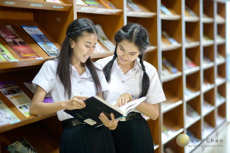 ขอเชิญประเมินความพึงพอใจการใช้บริการของห้องสมุด 2563